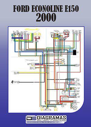 Diagrama eléctrico FORD ECONOLINE E150 2000 Wiring Diagram