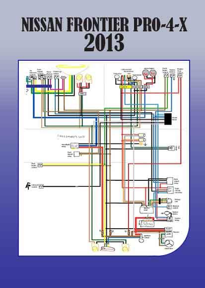 Diagrama El U00e9ctrico Nissan Frontier 4