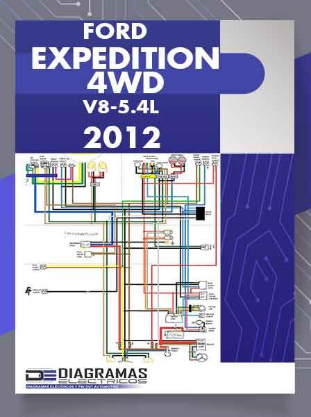Diagramas Eléctricos FORD EXPEDITION 4WD V8-5.4L 2012